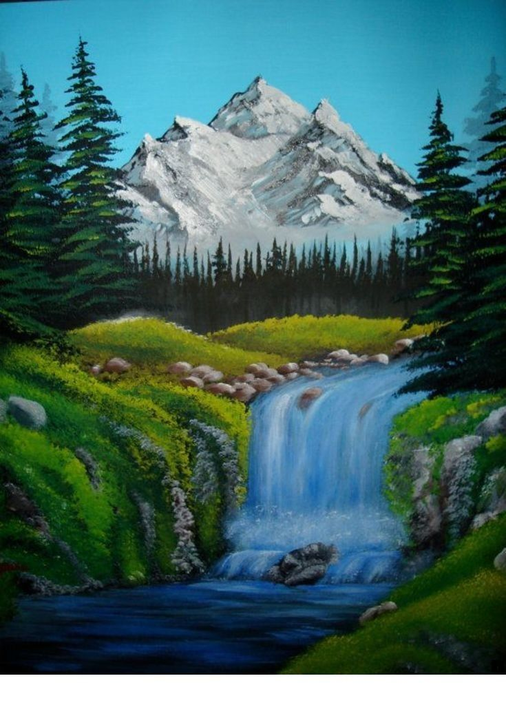 What Are Bob Ross Paintings Worth : paintings, worth, Discover, About, Simply, Click, More~~~~~~, Presence, Worth, Checking, Ou…, Paintings,, Scenery