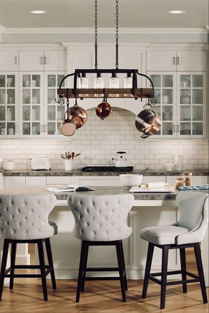 eldrige 36 1 2 wide 4 light bronze pot rack chandelier 1g905 rh pinterest com