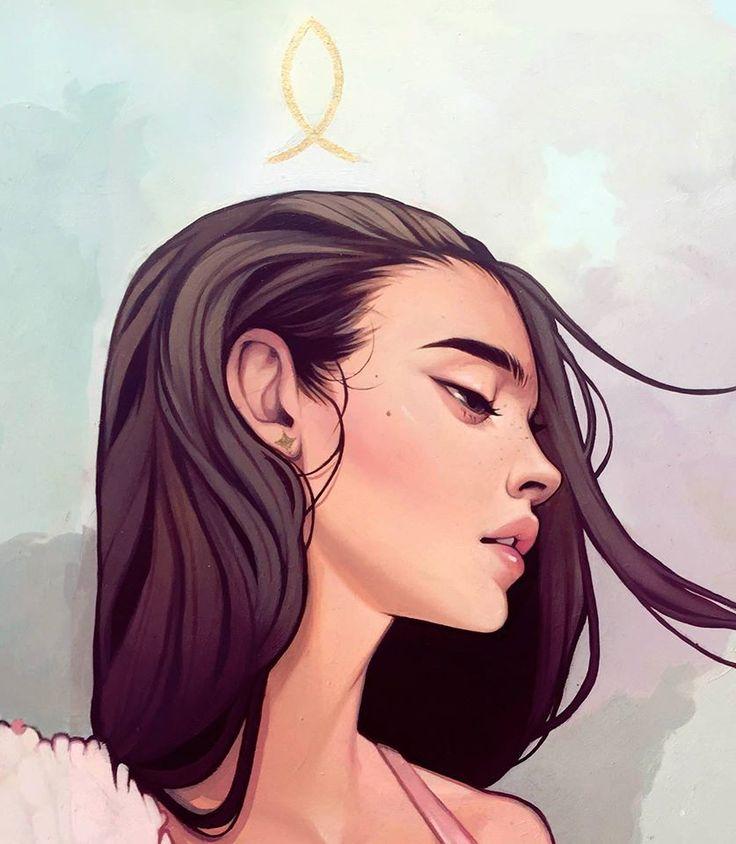 Kelsey Beckett | Pinturas | Pinterest | Art, Illustration and Drawings