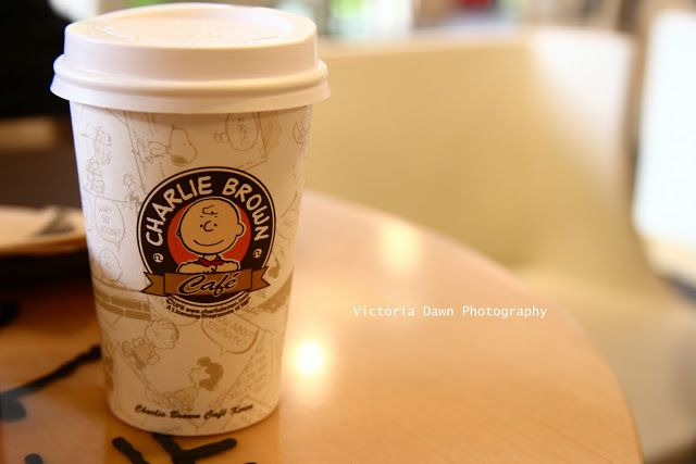 Charlie Brown Cafe, photo by Victoria Dawn