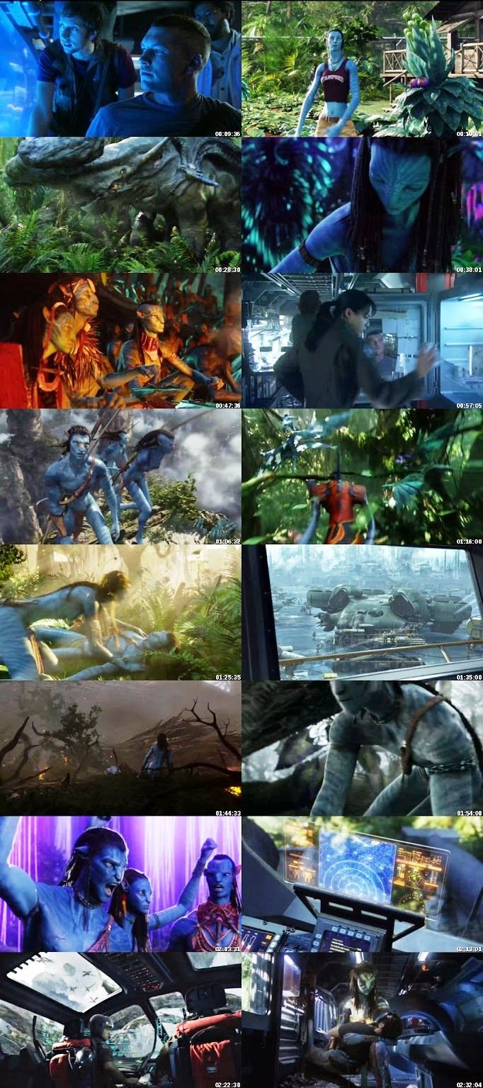 Avatar Hindi Movie Dual Audio 720p Watch Online HD Bluray Full Free Download. In this movie total story moves around to discovered the new world at the moon