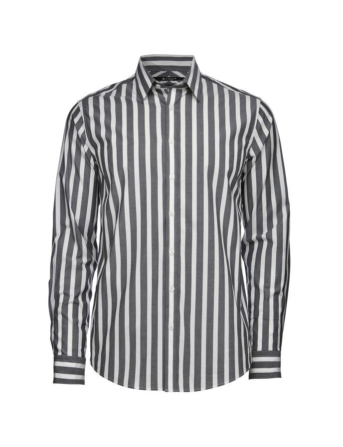 TIGER OF SWEDEN Steel 8 shirt #vermontfashion