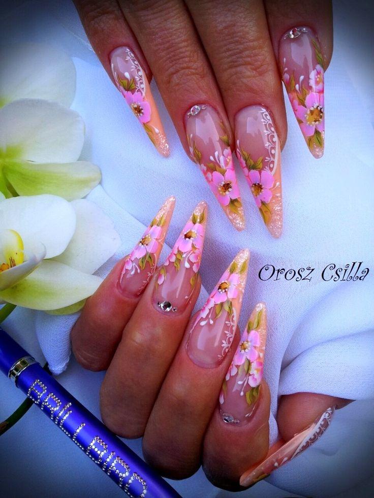 Orosz csilla, spring, tavasz, műköröm, köröm, nail, nails, nailart, fashion, trend, fashionnail, nagel, unghie