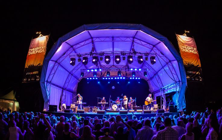 Twilight at Taronga - a series of concerts under the stars at Taronga Zoo over looking spectacular Sydney Harbour #ilovesydney #TwilightatTaronga