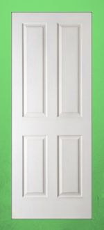 The Canterbury* #White #Door  Arctic Selection - The Canterbury* FD 30  Specification :   Routed Particle Board Core   Texture - WoodGrain  44 mm Thickness   3 mm Fibreboard Facing  Glass Models are Preglazed  #Glass Type - N/A  Pre-Primed  #Internal Use Only  Available Sizes - 78 x 24, 78 x 26, 78 x 28  78 x 30, 80 x 32, 80 x 34   All Materials Supplied & Fitted for a complete service by MH Building & #Carpentry Service.  Get a Professional Quote 087 3894181
