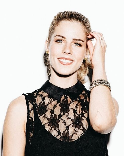 Arrow - Emily Bett Rickards