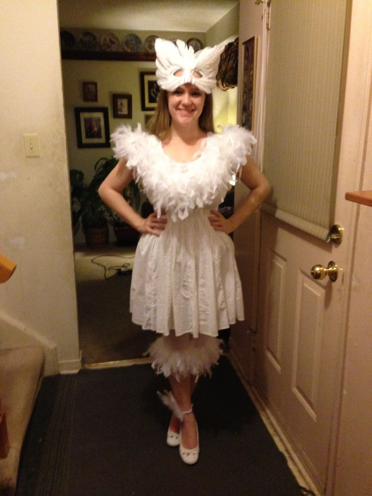 Harry Potter's Hedwig- my Halloween Costume this year!