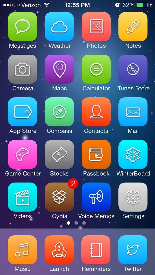 Signa – o noua tema eleganta pentru iOS 7