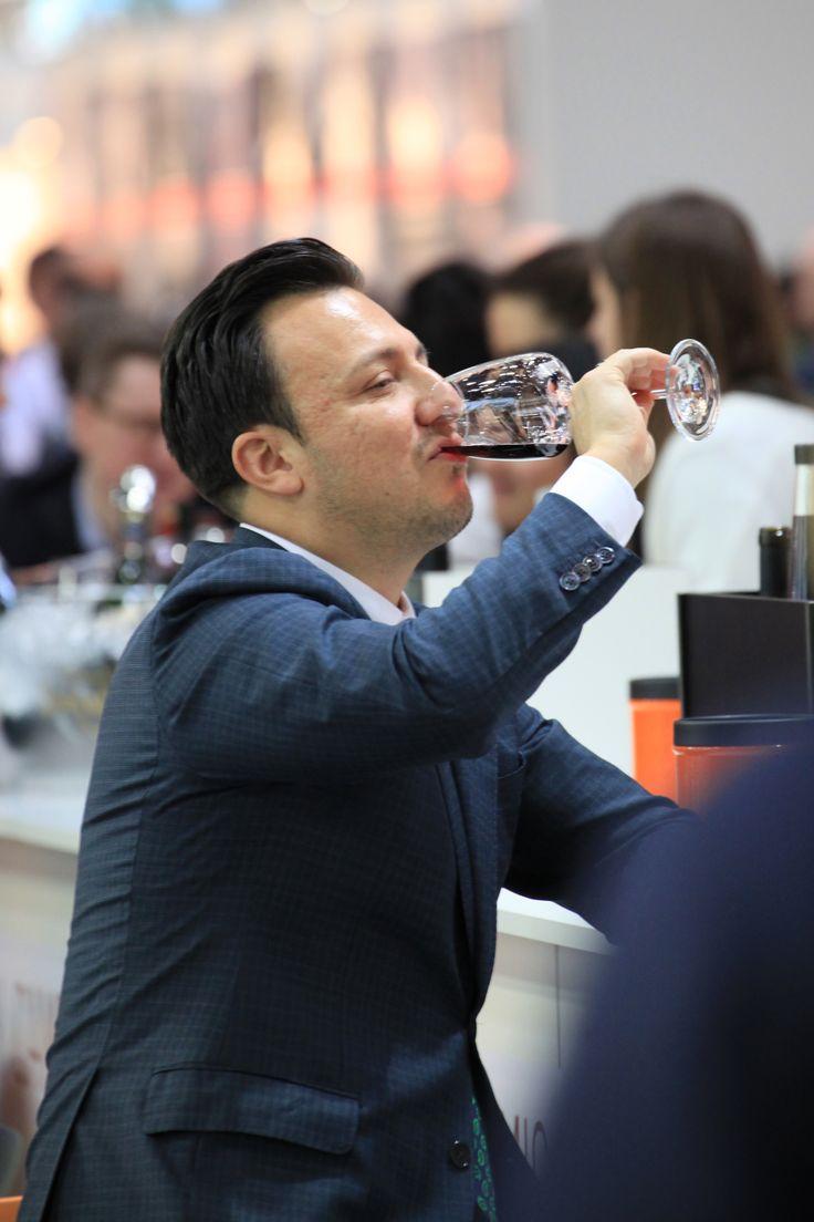 Pro Wein – targi | WINO Piotr Gonciarz – blog