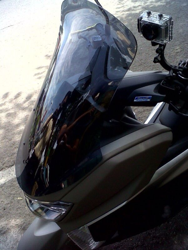 windshield/flyscreen/visor for yamaha Nmax | Kaskus - The Largest Indonesian Community