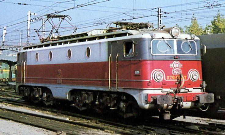 276-062-7 en Madrid Atocha, mayo de 1978