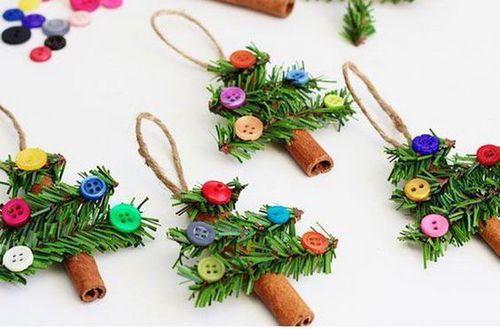 Inspirace na vánoční tvoření s dětmi
