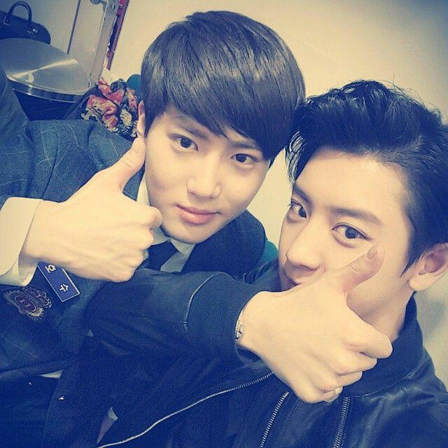 2014.11.09  cr.real__pcy  오랜만에 인기가요나들이!! 본방사수!! #MC수호