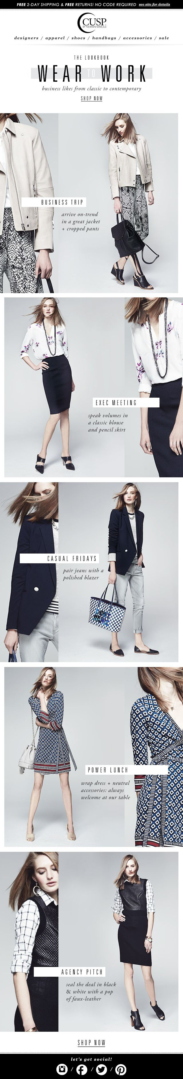 Looks for occasions