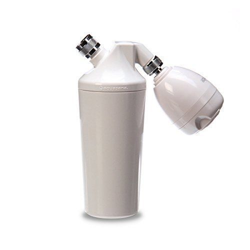 Aquasana AQ-4100 Deluxe Shower Water Filter System with Adjustable Showerhead #Aquasana