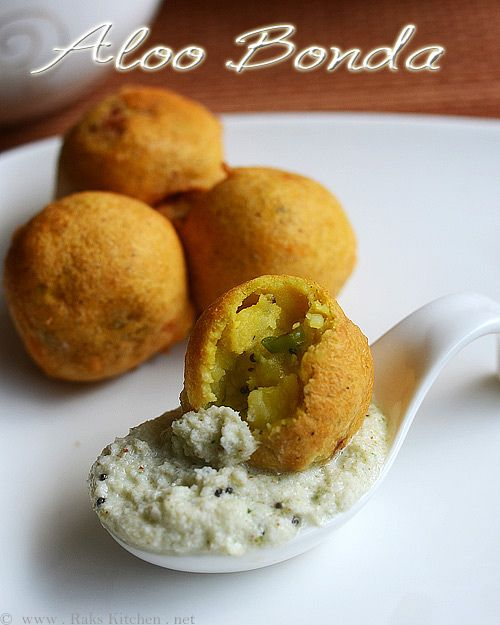 Aloo Bonda Recipe       |     Save and organize recipes from anywhere on your iPhone or iPad with @RecipeTin – without typing them in! Find out more here: www.recipetinapp.com      #recipes #vegan