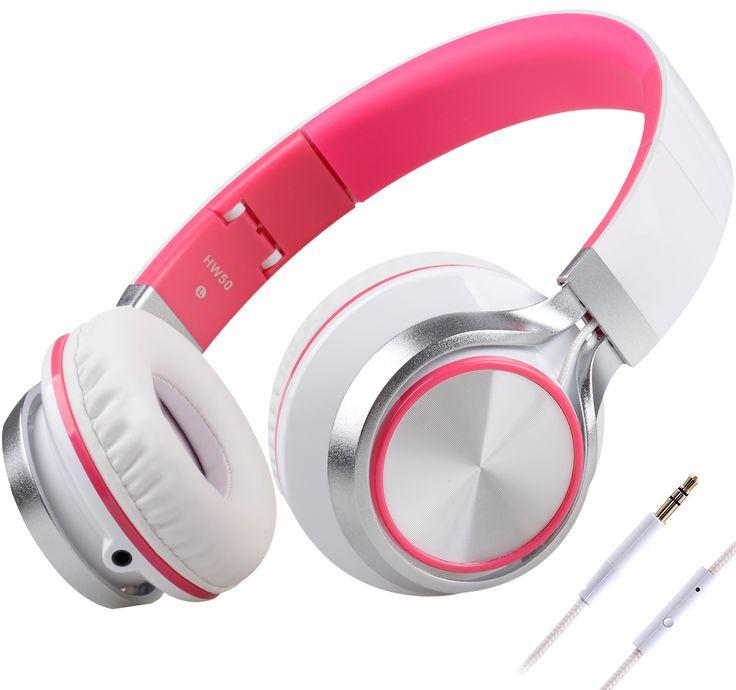 Wireless earphones for kids - headphone kids girl wireless