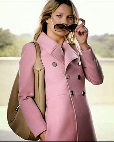 Gucci Presents: Kate Moss in Jackie Soft, new bag, inspired by Jackie Onassi