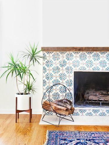 Coastal California House Tour - Rustic Midcentury Modern Home Design - Good Housekeeping