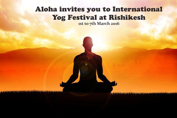 International Yog Festival 2016
