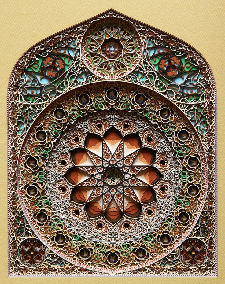 Best Art Architecture And Design Images On Pinterest - Beautiful laser cut paper art eric standley