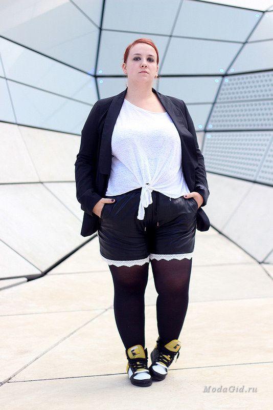 Уличная мода: Пышная французская красота от Audrey G
