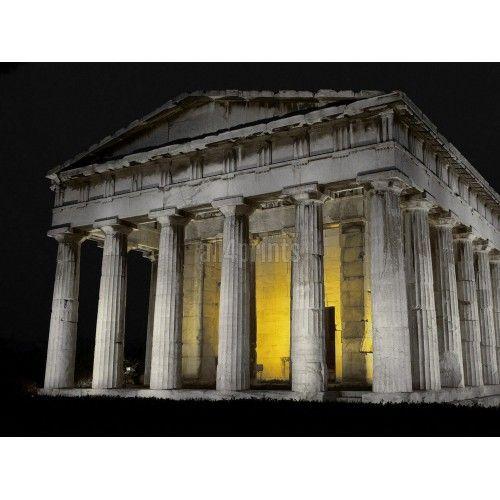 Temple grec, Acropole d'Athènes