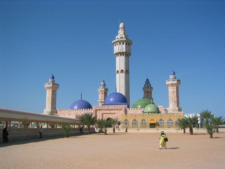 Touba, Senegal, Moschee