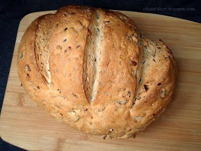Pożeraczka: Powrót do codzienności - chleb na poolish