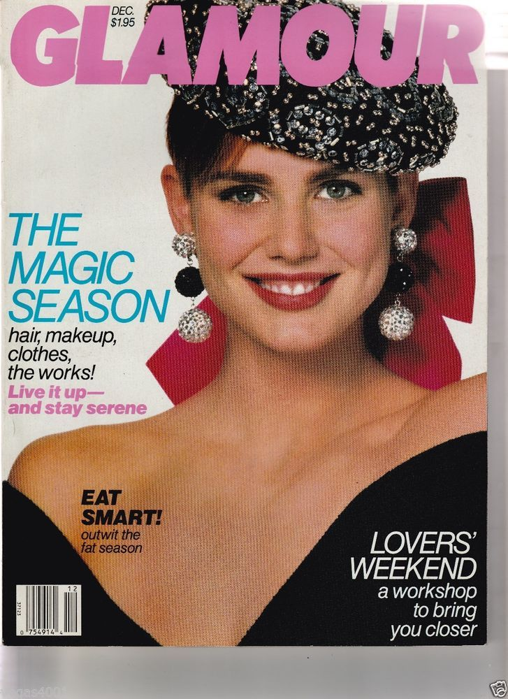 December 1988 cover with Sandra Zatezalo | Favorite ...