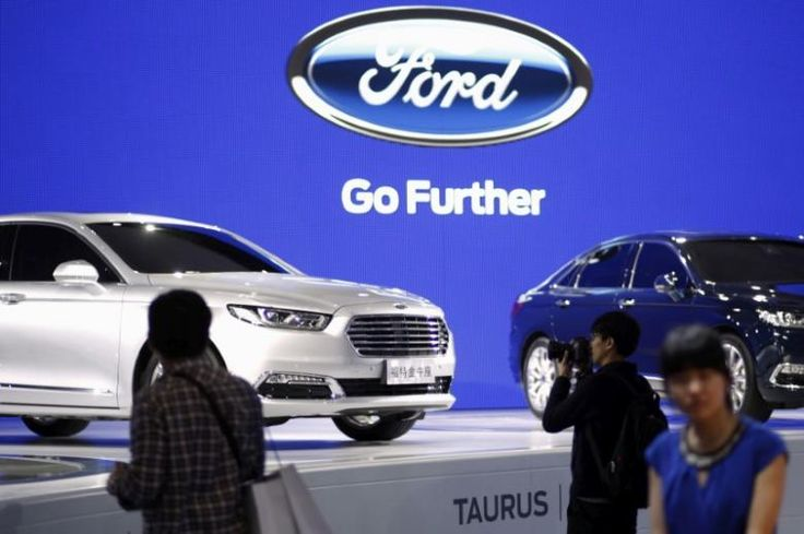 Ford's China sales post strongest growth of year in June