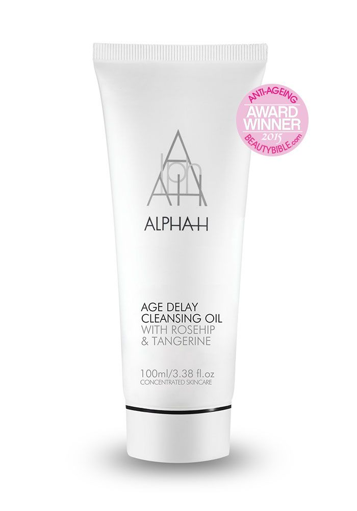 Alpha - H - Cleansers - Age Delay Cleansing Oil -