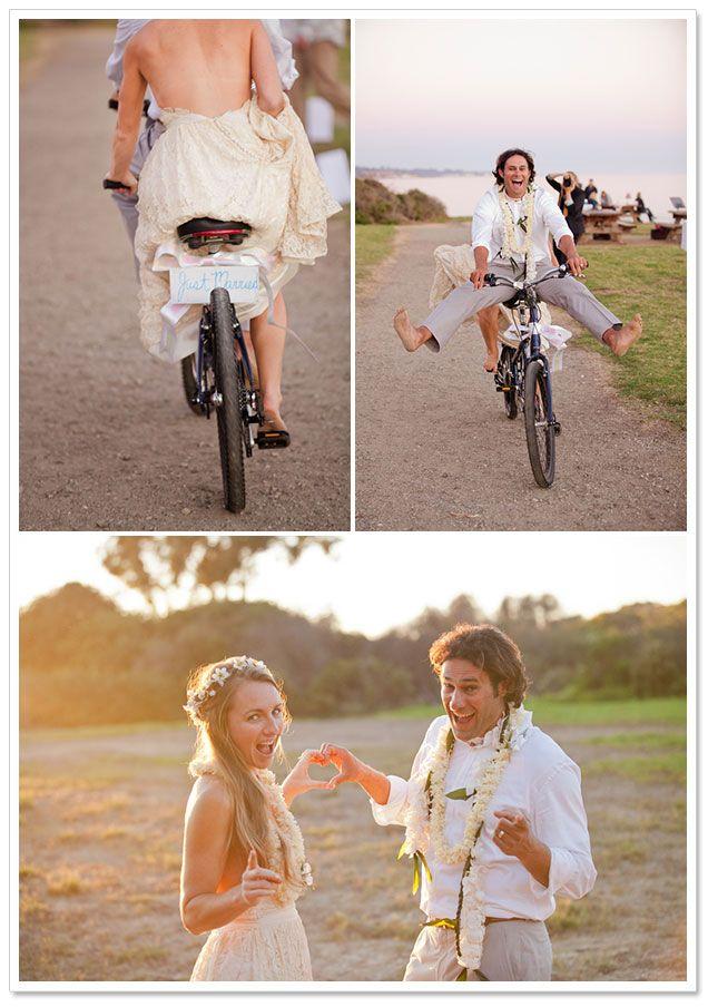 Boho Chic Beach Wedding by I Heart My Groom | Artfully Wed Wedding Blog