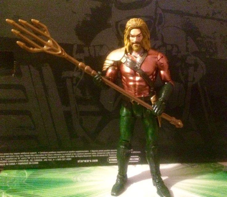 Aquaman BVS (Batman v Superman) Custom Action Figure