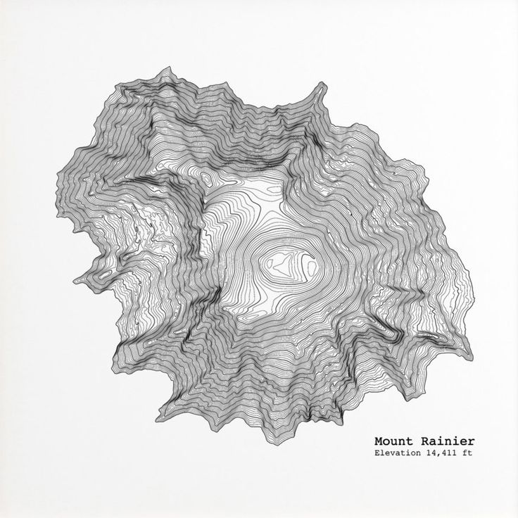 Wood Elevation Maps : Best ideas about topographic map on pinterest paper