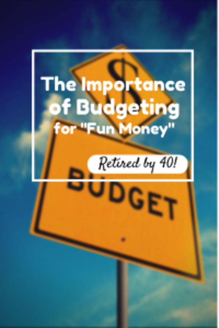 the importance of a budget If you've ever run out of money before the end of the month, you probably need a budget budget is really not a dirty word, and it's not supposed to be a pair of financial handcuffs -- just the opposite a budget is a tool that helps you use your resources more wisely so you have the money you.