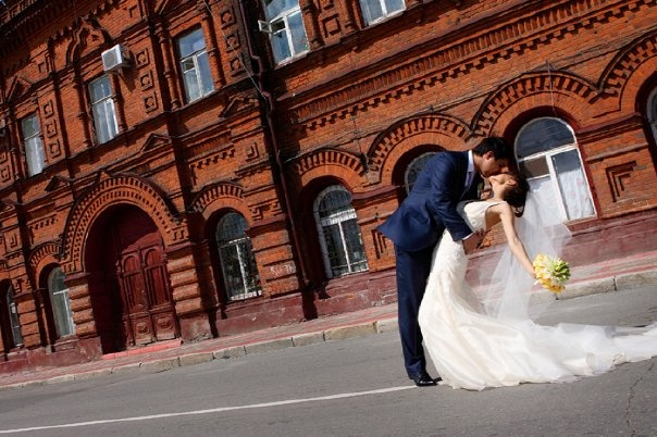 Wedding season in Tomsk | by Anton Dirin