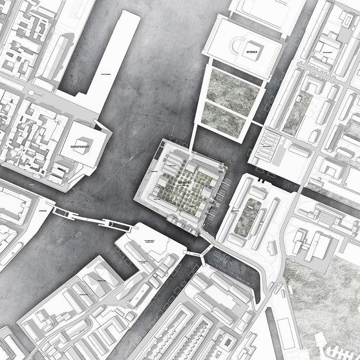 Next Level für Paper Island – COBE gewinnen Wettbewerb in Kopenhagen