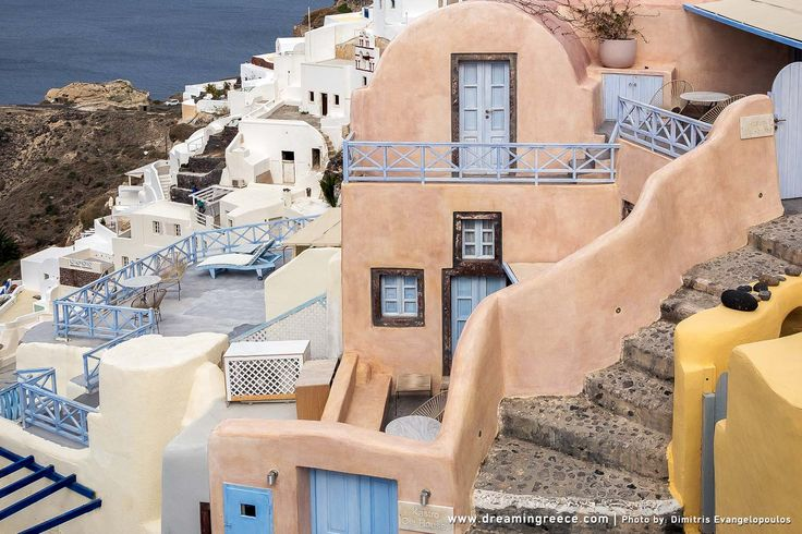 Kastro Oia Houses and Restaurant in Santorini island Greece. Photo taken by Dimitris Evangelopoulos @dimevaggelo  Check out this amazing Hotel > http://www.dreamingreece.com/santorini/kastro-oia-houses-restaurant-hotels-in-greece  #dreamingreece #oia #santorini #greece #travel #travelguide #vacation #holidays #destination #beaches #greekbeaches #photography #greekislands #greekhotels