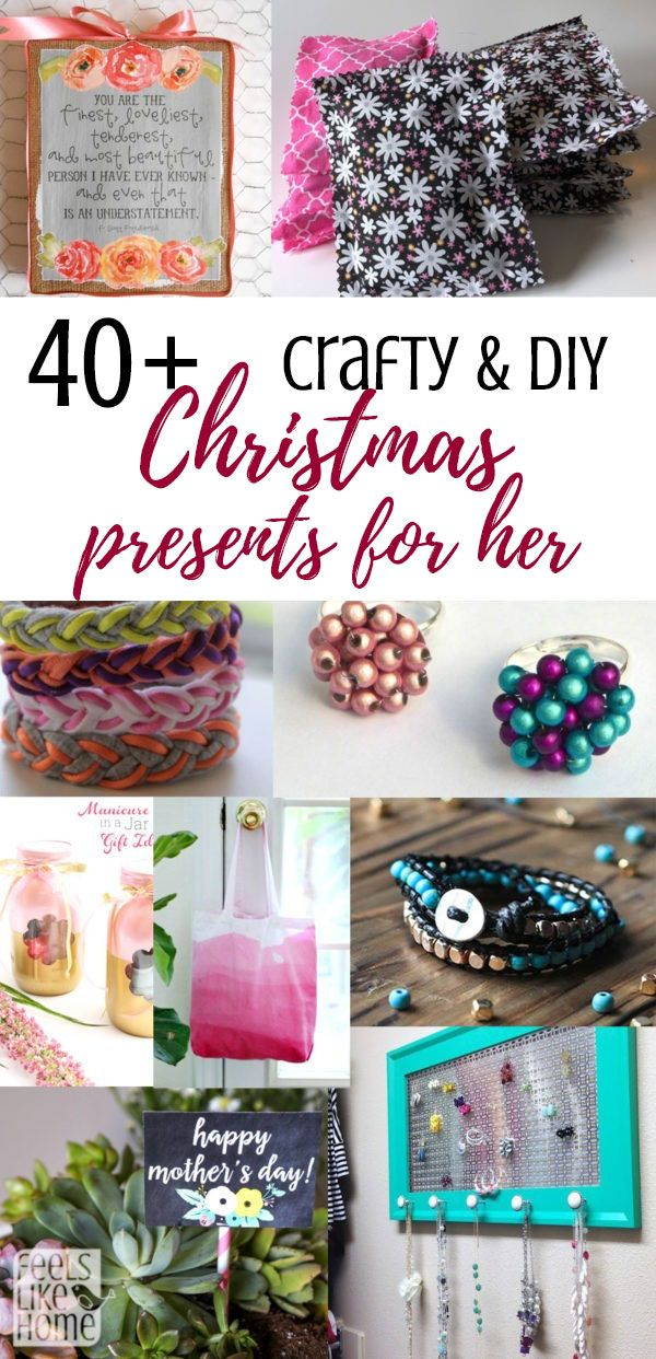 Crafty Diy Sentimental And Thoughtful Christmas Gift Ideas From Daughter Or Adults Or Teens Or T Mother S Day Diy Diy Mother S Day Crafts Diy Mothers Day Gifts