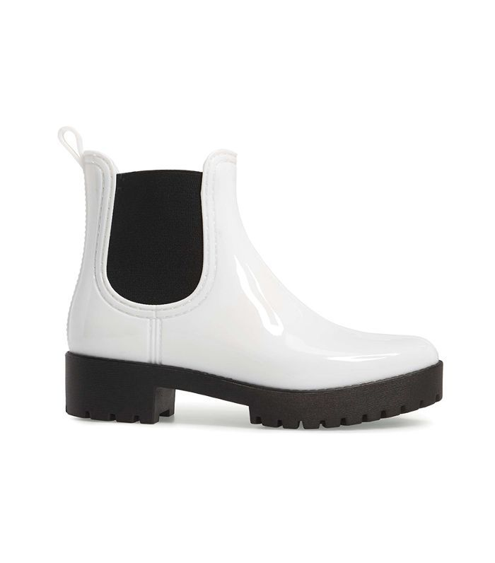 Hate the Rain? These 16 Stylish Rain Boots Might Change Your Mind via @WhoWhatWear
