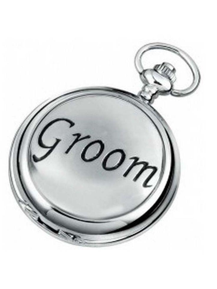 Woodford Mens Groom Pocket Watch 1889/Q