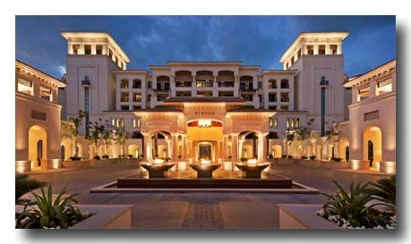 Hotel The St. Regis Saadiyat Island Resort 5 ***** / Abu Dhabi / Emirats Arabes Unis