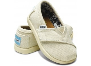Tiny Toms- baby and mommy will have matching shoes