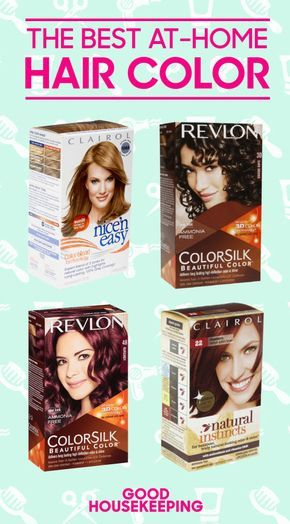 The Good Housekeeping Institute tested top at-home hair color brands to round up the very best box dyes. These are the winners!