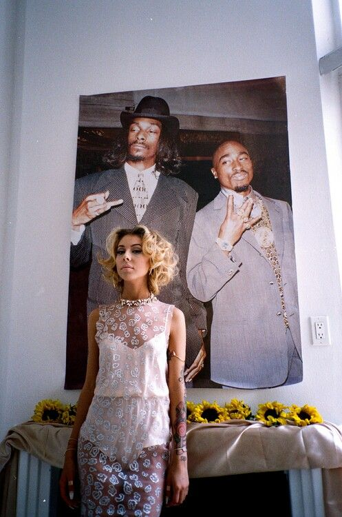 Lil Debbie  Love her music and her style.