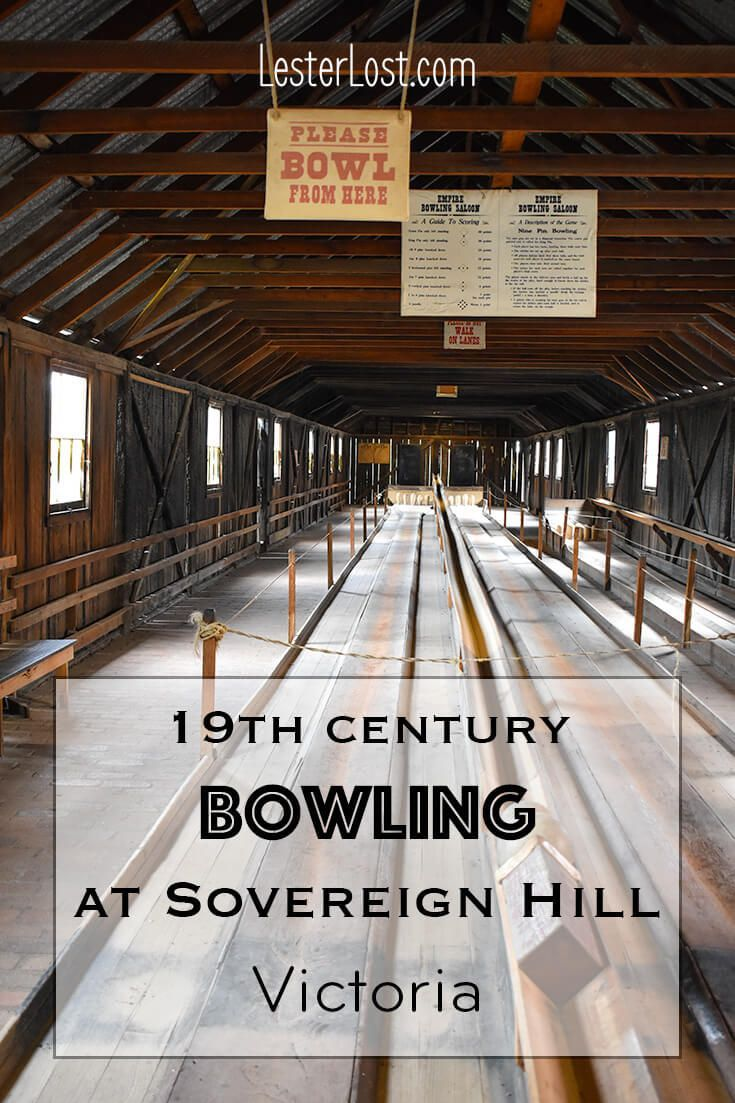 Sovereign Hill is an outdoor museum near Ballarat, Victoria and depicts life in a Victorian goldfields town. via @Delphine LesterLost