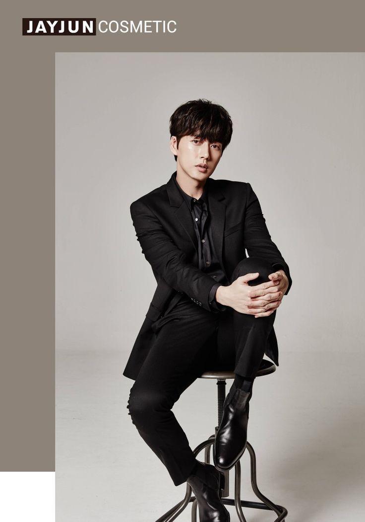 Park Hae Jin for JAYJUN | 박해진
