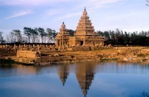 Temples and Beyond: 11 Must-Visit Destinations in Tamil Nadu: Mahabalipuram Beach