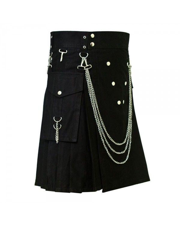 Black Kilt For Sale